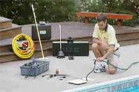 Leak Detection Pool leak detection