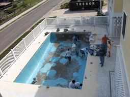 Pool Resurfacing Pool Plastering Pool Deck Repair Cracks in Pool Swimming Pool Resurface